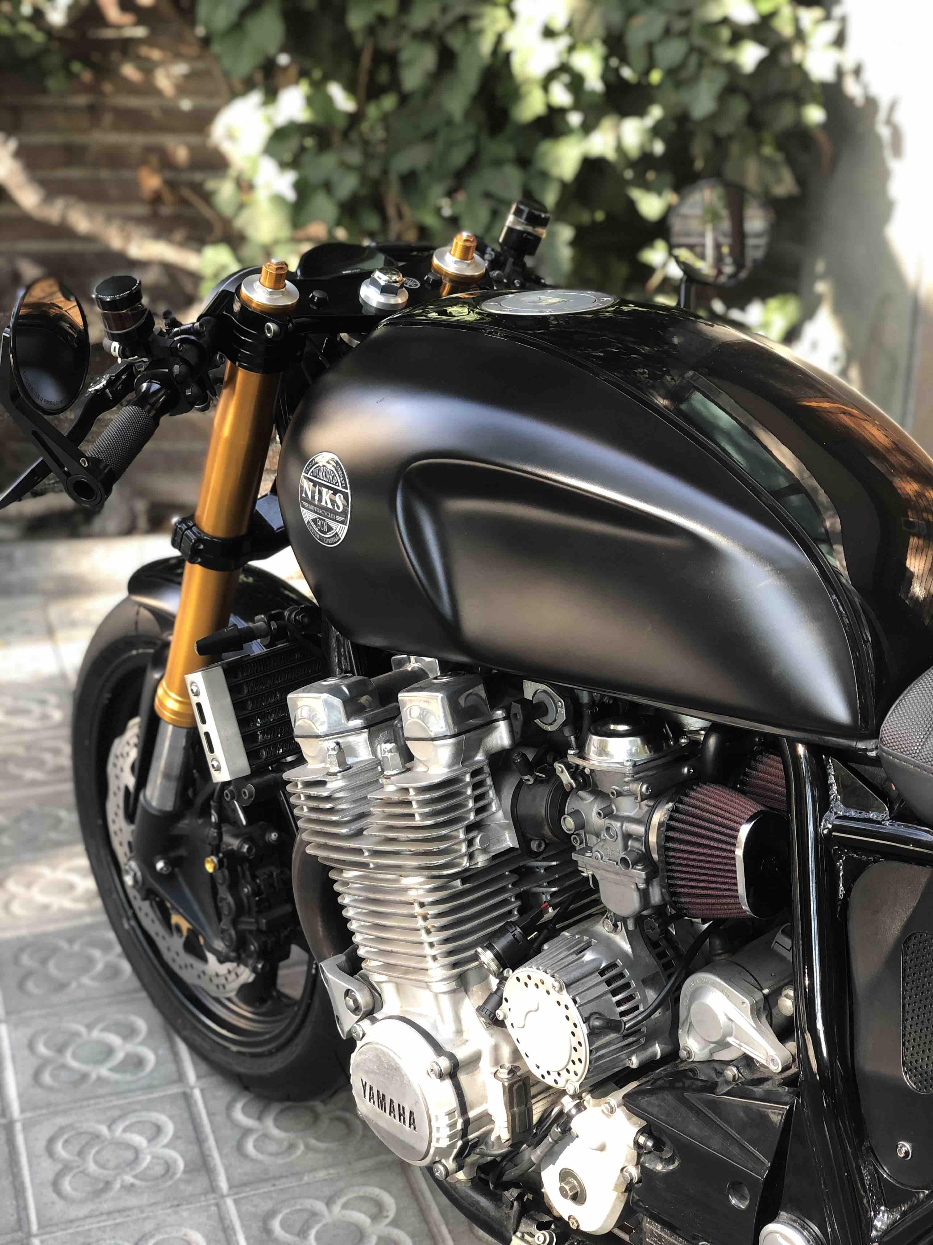 Yamaha Xjr 1300 Niks Motorcycles